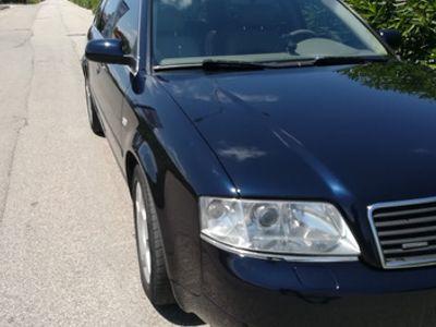 usado Audi A6 3ª serie - 2003 avant 180cv,cambio automa