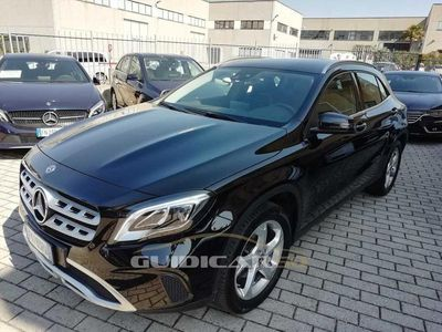 used Mercedes GLA200 d Sport auto