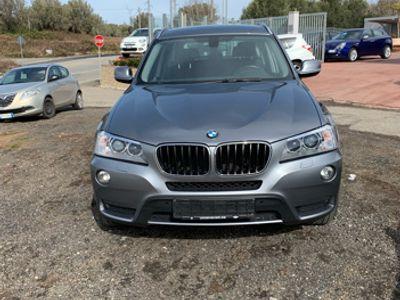second-hand BMW X3 xdrive 2.0d 184cv automatica