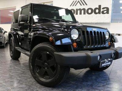 usata Jeep Wrangler 2.8 CRD DPF Sahara Auto PARI AL NU