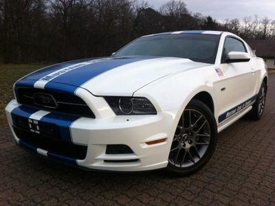 brugt Ford Mustang coupe 3.7 v6 super optics autom. benzina