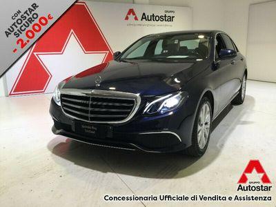 usado Mercedes E220 Auto Business Sport