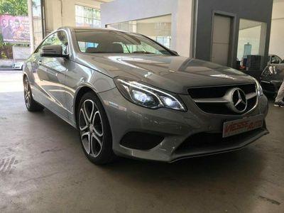 usata Mercedes E250 CDI Coupé Sport
