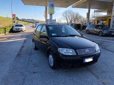 usata Fiat Punto 1,2 natural power metano 2010
