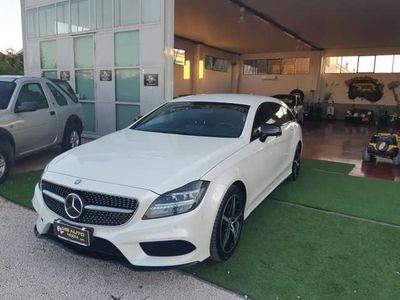 usata Mercedes CLS250 d SW Premium full full