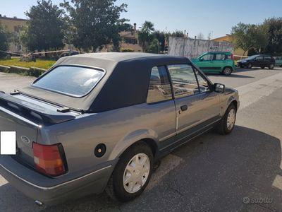 usata Ford Escort Cabriolet 1.4 XR3 GHIA - 1987