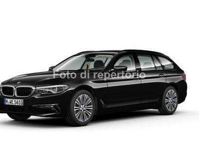 usata BMW 518 SERIE 5 TOURING Serie 5 d Automatic Touring Sport