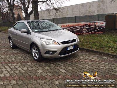 käytetty Ford Focus Cabriolet Focus+ 2.0 TDCi (136CV) CC DPF