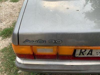 usata Audi 90 2.0 E 5 cilindri typ 81