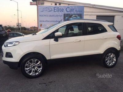"usata Ford Ecosport 1.5 TDCi 90 CV Plus ""GARANZIA """