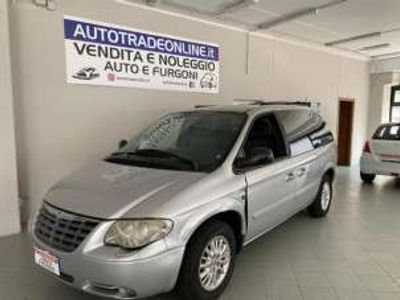 usata Chrysler Voyager 2.5 CRD cat LX Leather Diesel