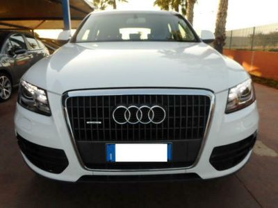 usata Audi Q5 2.0 TDI 143 CV quattro Advanced UNICO PROPRIETARIO