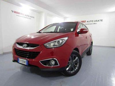 begagnad Hyundai ix35 2.0 CRDi 4WD Comfort