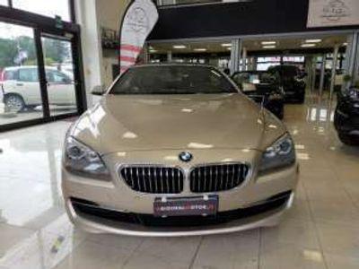 usata BMW 640 Cabriolet i Futura Benzina
