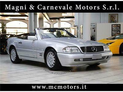 """usata Mercedes SL320 - ISCRITTA """"ASI"""" - UFFICIALE ITALIANA -"""