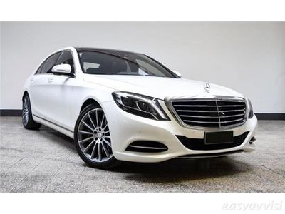 usata Mercedes S500 Lunga 4Matic Cambio Automatico