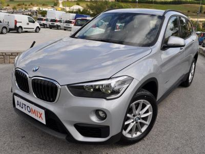 usata BMW X1 xDrive18d Advantage