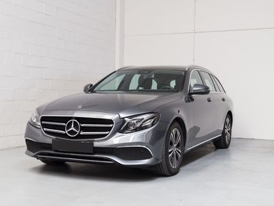 usata Mercedes 220 Classe E SW SWd Business Sport 4matic auto