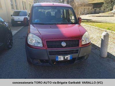 gebraucht Fiat Doblò 1.3 multijet 16v 85 cv diesel