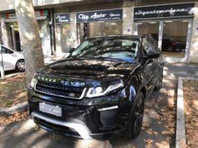 usata Land Rover Range Rover evoque 2.0 TD4 180CV Coupé SE Dynamic Diesel