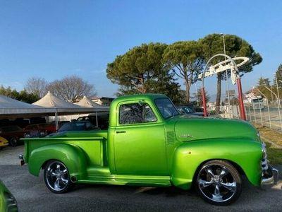 usata Chevrolet Pick-Up 25003100 ANNO 1953 TARGATO by Gandin Motors San Vendemiano