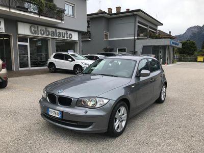 usata BMW 118 Serie 1 D 143CV cat 5 porte Futura