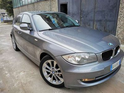 usata BMW 118 E 87 BISNIS EURO 5 MANUALE PERMUTE
