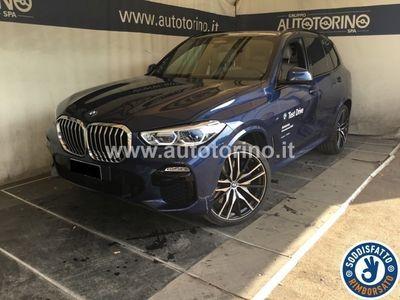 usata BMW X5 xDrive30d