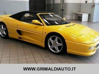usata Ferrari F355 Spider *CAMBIO MANUALE*ASI*
