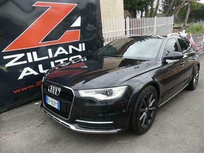 usata Audi A6 Allroad 3.0 TDI 313 CV..UFF.ITALIA..FULL OPT..DISTR.NUOVA