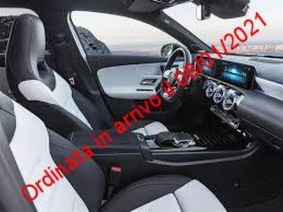 usata Mercedes A250 AUTOMATIC BUSINESS DEL 2020