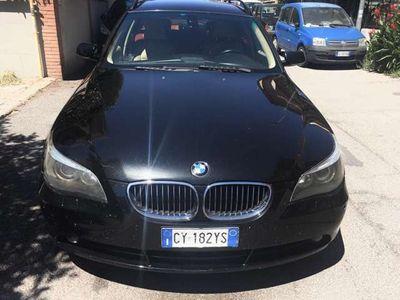 usata BMW 525 Serie 5 (E60/E61) cat Touring Attiva