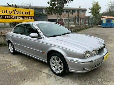 usata Jaguar X-type 2.0 cc. V 6 imp GPL