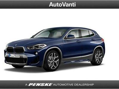usata BMW X2 xDrive18d Msport-X