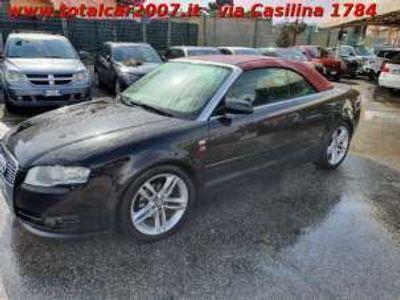 usata Audi A4 Cabriolet A4 Cabriolet 2.0 TDI F.AP. 2.0 TDI F.AP.