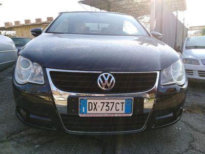 usata VW Eos 2.0 TDI DPF DSG