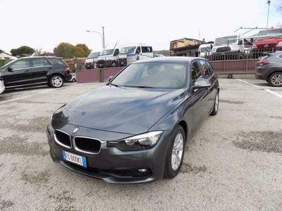 usata BMW 316 Serie 3 d Business Advantage aut. del 2016 usata a Erba