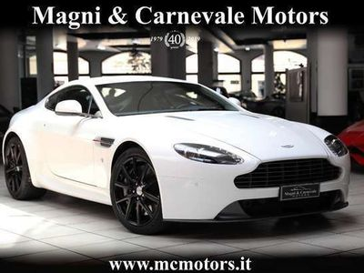 usata Aston Martin V8 VantageCOUPE' SPORTSHIFT|NAVI|SENSORI|BLUETOOTH