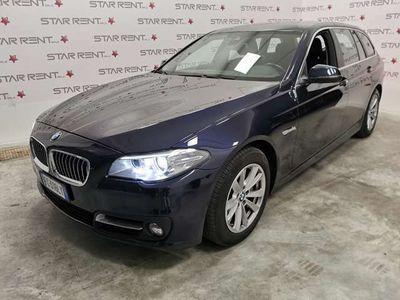 usata BMW 525 D Touring Business AUT/2XPDC/NAVI/LINEASSIST/RADAR