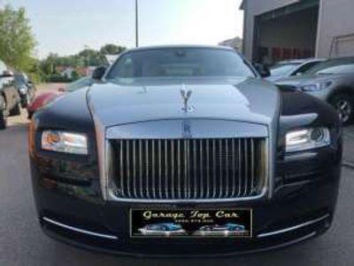 usata Rolls Royce Wraith Wraith* CIELO ST