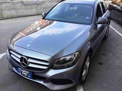 used Mercedes C220 d S.W. 4Matic Auto Executive