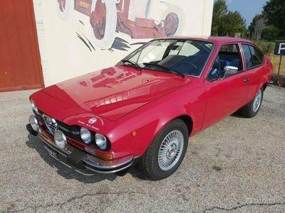 usata Alfa Romeo 2000 GTVanno 1980