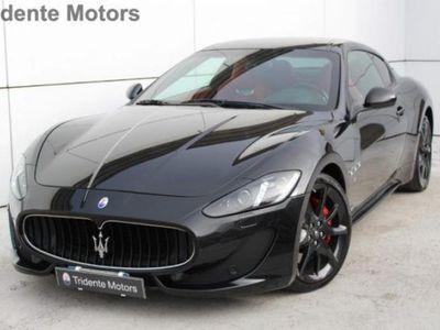 brugt Maserati Granturismo 4.7 V8 Sport