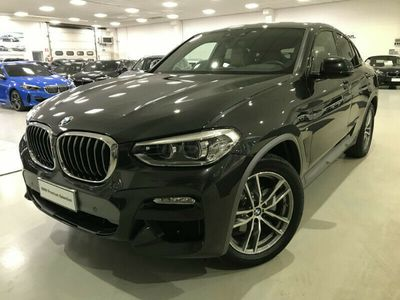 usata BMW X4 xDrive 20i Msport-X