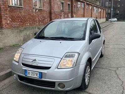 usata Citroën C2 1.4 HDi 70CV Classique