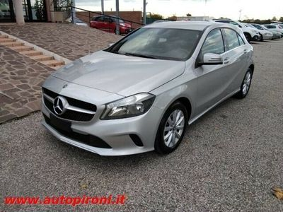 usata Mercedes A160 d Automatic Business