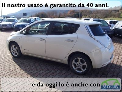usata Nissan Leaf ACENTA Buy-Lease Siena