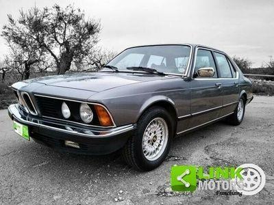 usata BMW 745 Serie 7 - i E23 Turbo, Prima serie 3200cc, Manutenzione sempre curata, Appena tagliandata, Ottime condizioni