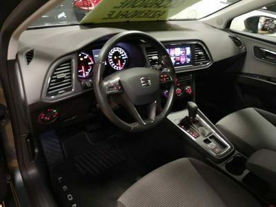 usata Seat Leon ST 1.6 TDI 115 CV DSG Business NAVI FULL LED