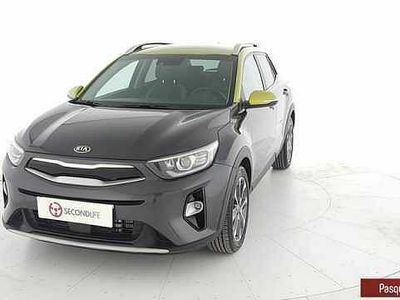 brugt Kia Rio NEW STONIC 1.6 DS ENERGY TT BC LIME